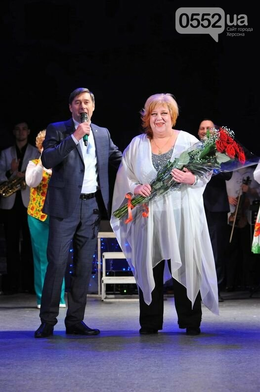 Гордість Херсонського драмтеатру Олена Галл-Савальська святкує День народження, фото-1