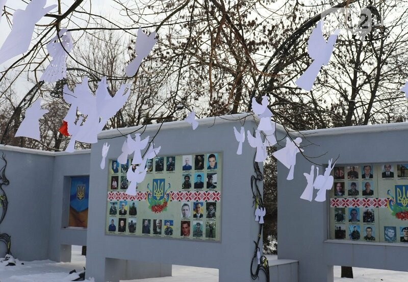 Студенти ХДУ долучились до акції «Ангели пам'яті», фото-2