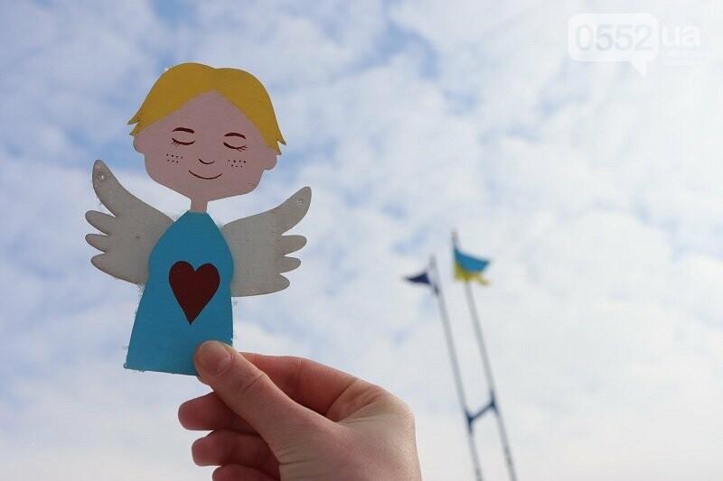 Студенти ХДУ долучились до акції «Ангели пам'яті», фото-1