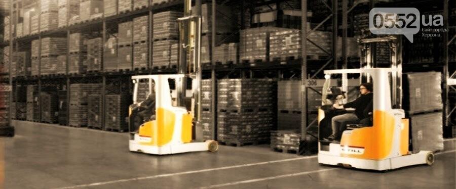 Стеллажи для склада от Logistic Group, фото-1