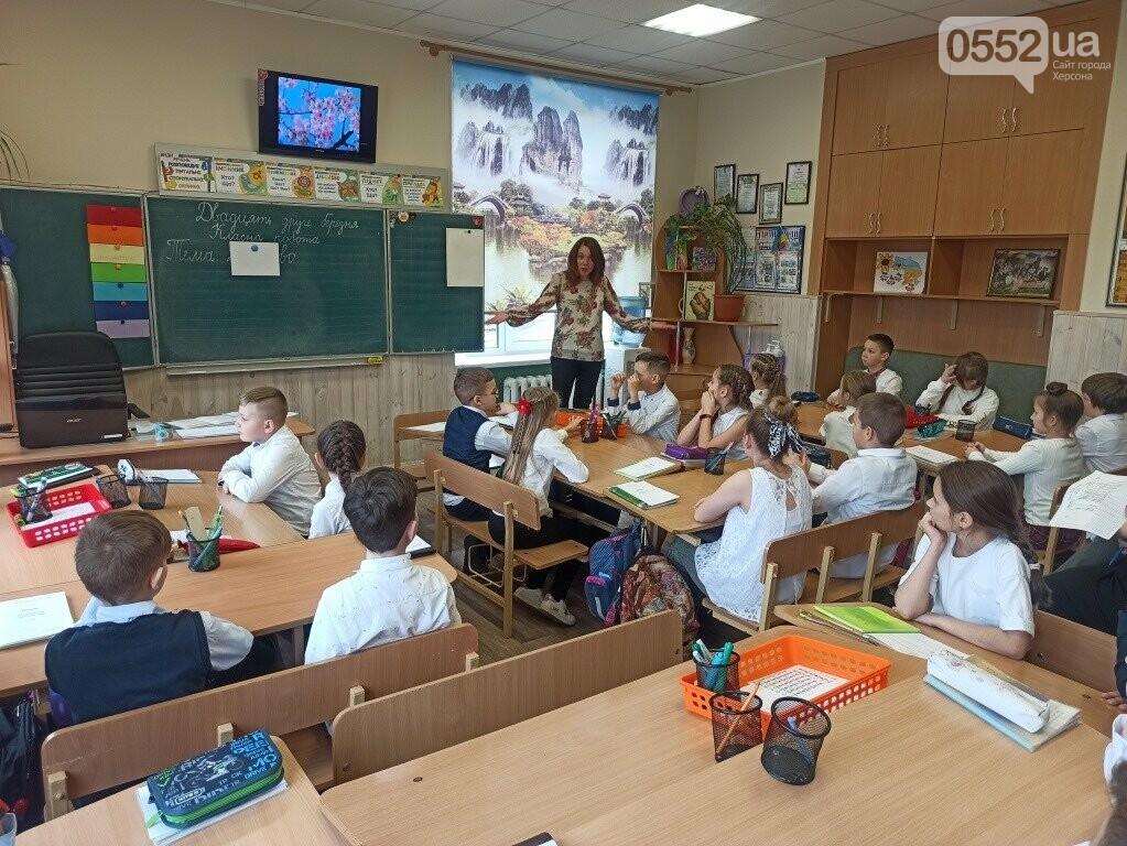 """Хто переміг у конкурсі """"Урок року-2021"""" у гімназії №20?, фото-1"""