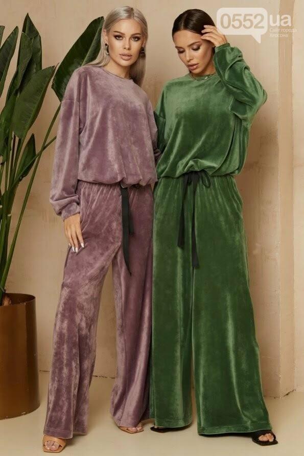 Затишний одяг, який можна носити і вдома, і на вулиці, фото-2