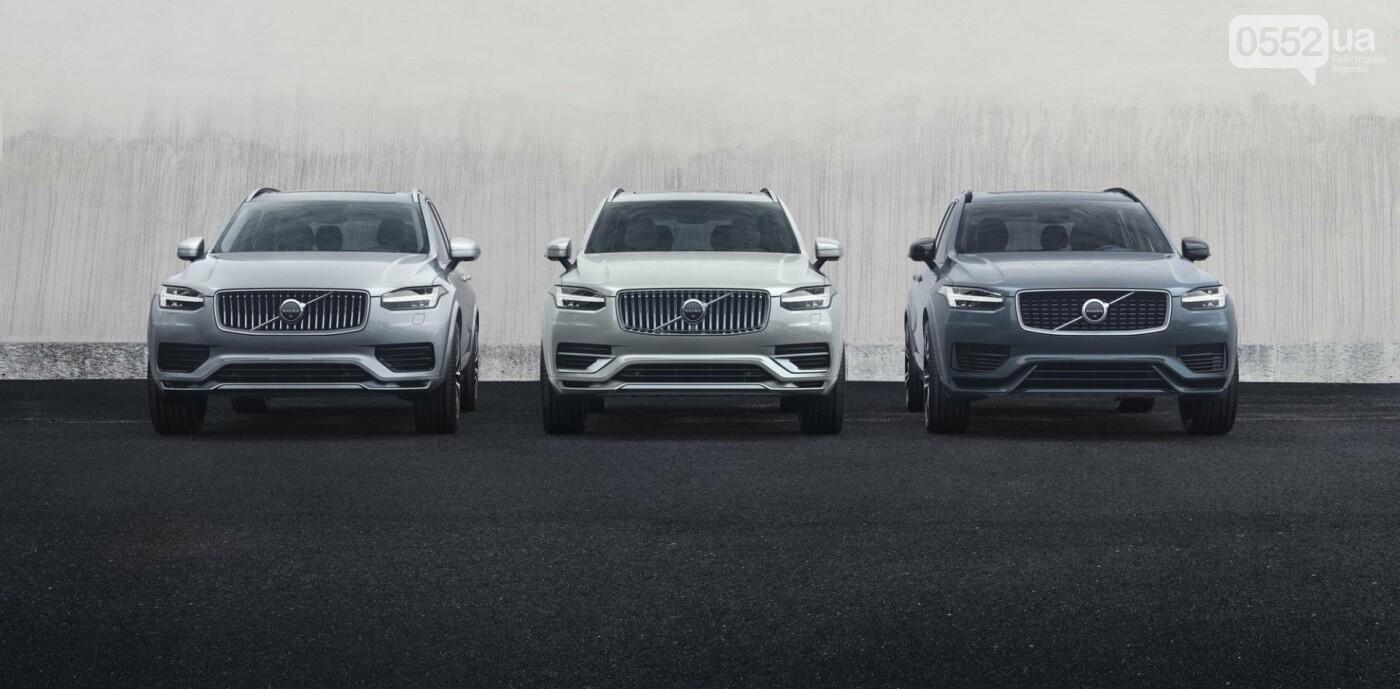 Автомобілі Volvo XC60, XC40, XC90: огляд та характеристики, фото-3