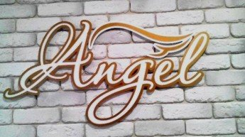 Логотип - Ангел, салон красоты в Херсоне