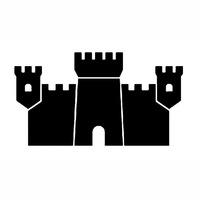 Логотип - Клуб настольных игр «Цитадель» в Херсоне