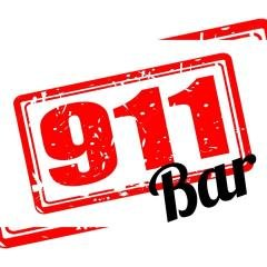 Логотип - Хипстерский тематический  Bar 911