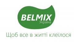 Логотип - Белмикс Украина , Промышленный термоклей и оборудование