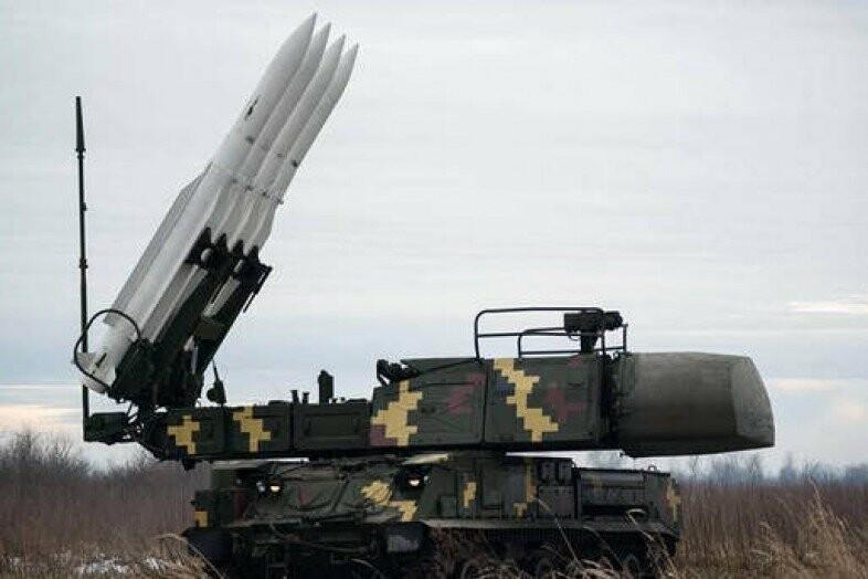 посоветуют новые украинские ракеты наземные фото станет