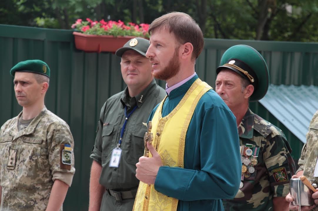 До Херсонського прикордонного загону прибули молоді лейтенанти, фото-2
