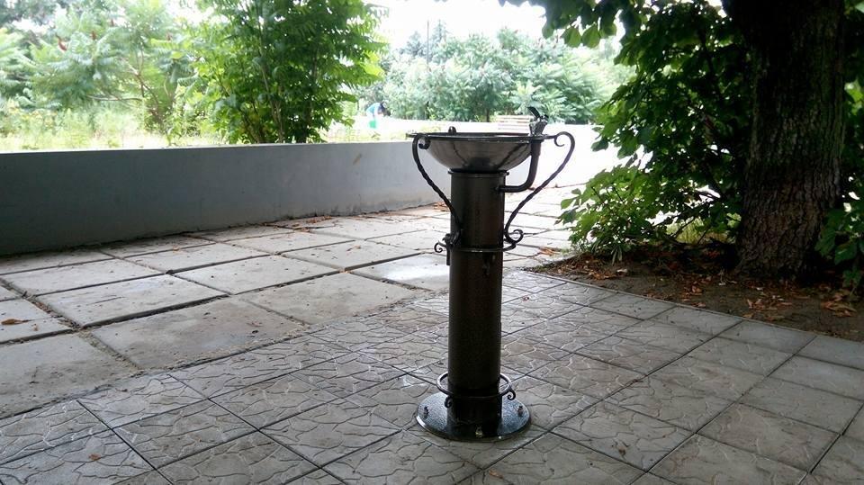 В одном из городов Херсонщины установили питьевой фонтан , фото-1
