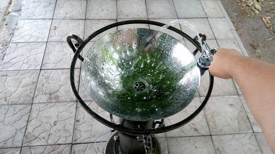 В одном из городов Херсонщины установили питьевой фонтан , фото-2