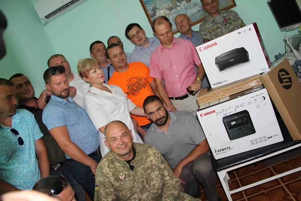 У Херсоні відкрили діагностично-лікувальний центр для учасників АТО, фото-10