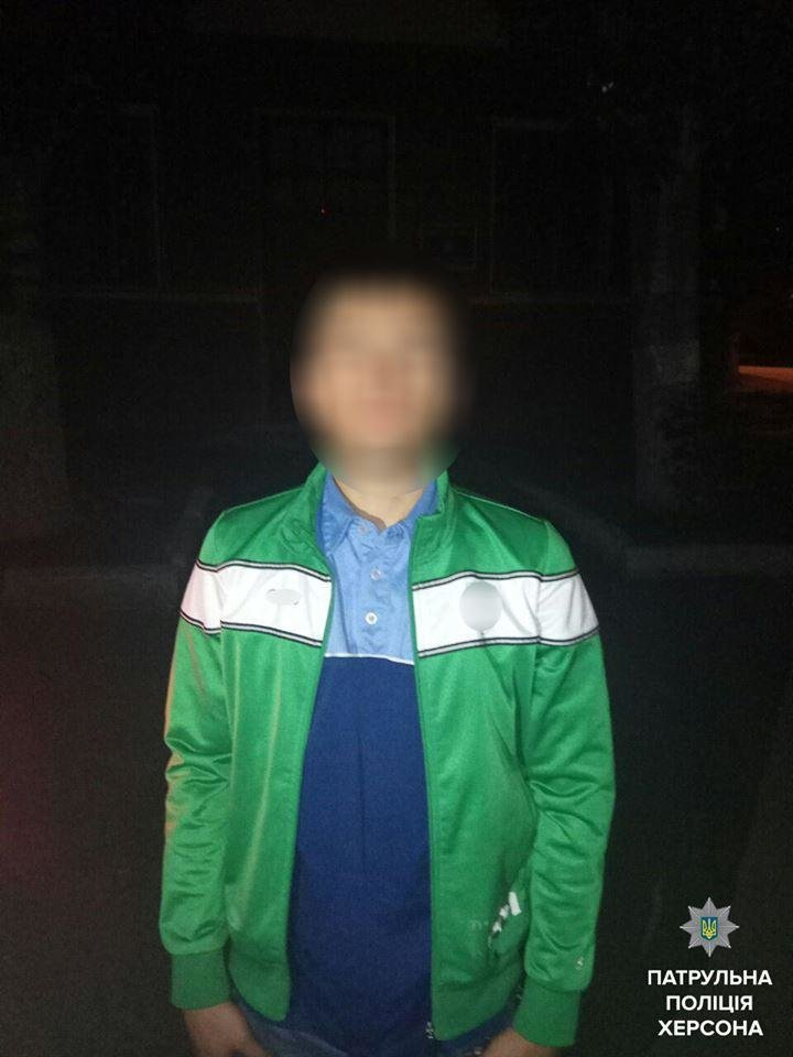 Патрульні затримали ймовірного грабіжника, фото-1