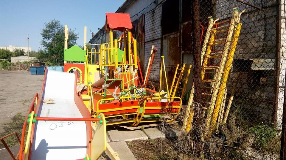 В райцентре на Херсонщине установят 5 детских площадок, фото-3