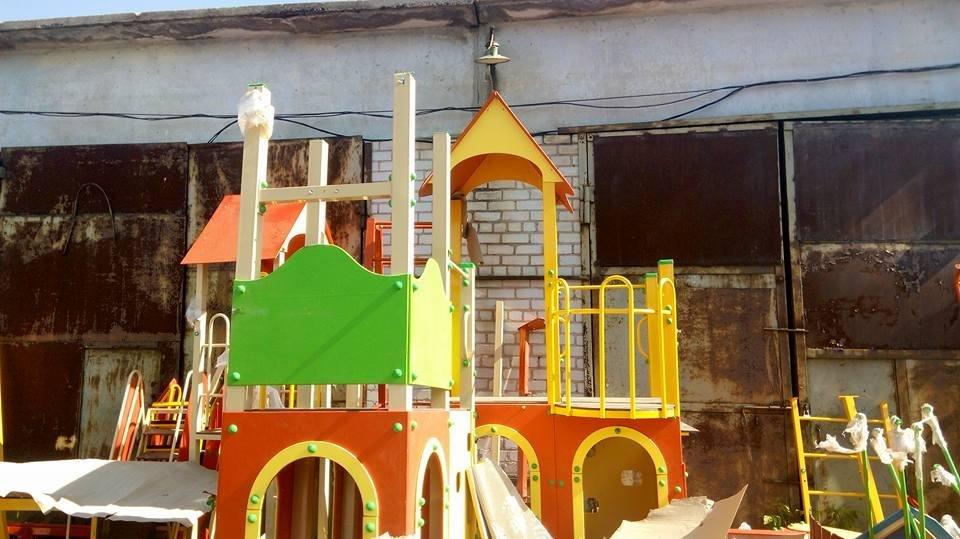 В райцентре на Херсонщине установят 5 детских площадок, фото-2