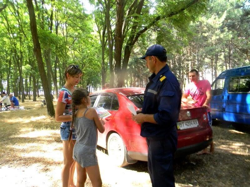 Каховські рятувальники провели черговий рейд , фото-2