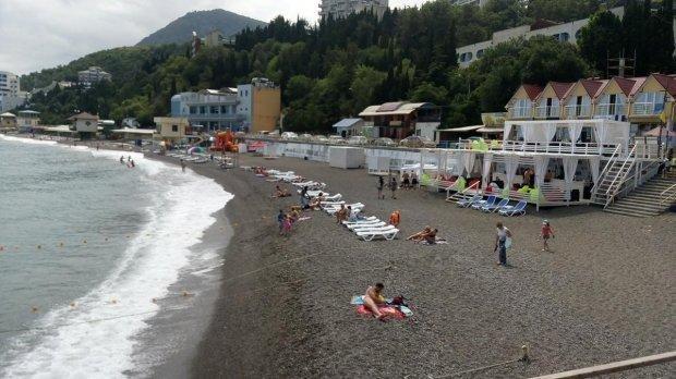 Крымчане массово едут отдыхать на херсонские курорты, фото-2