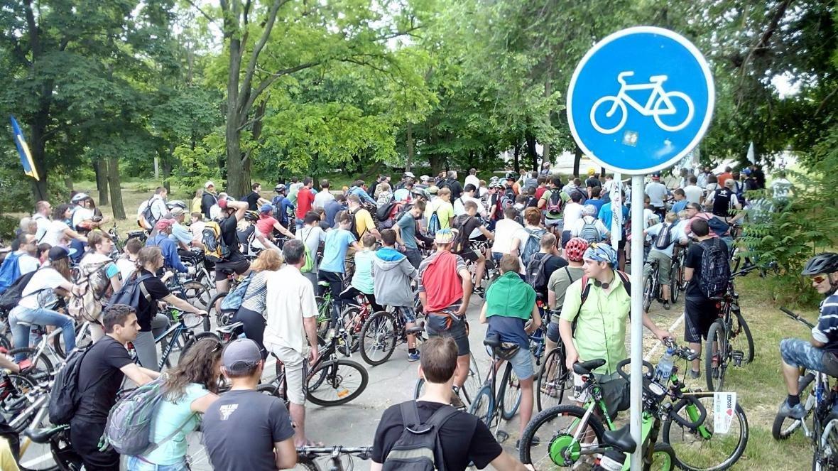 Херсонские велосипедисты проведут акцию, фото-1