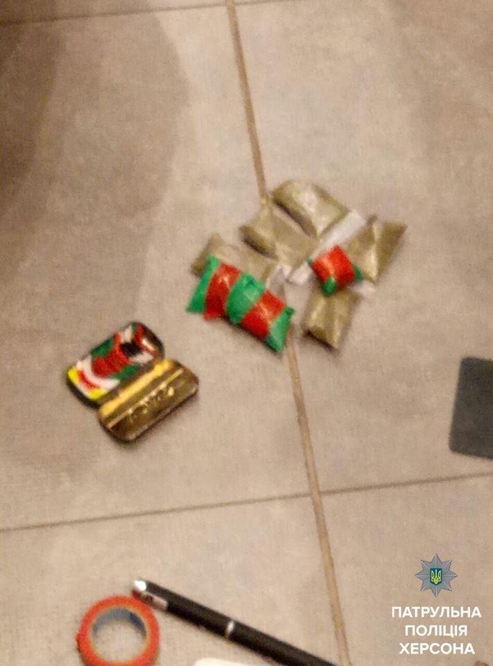 Вора-наркомана задержали в херсонском торговом центре, фото-1