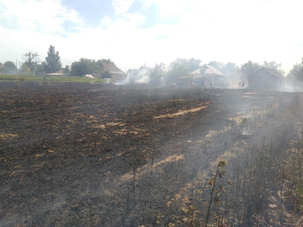 За минулу добу в області вогнеборці 20 разів гасили пожежі сухостою, стерні і лісу, фото-2
