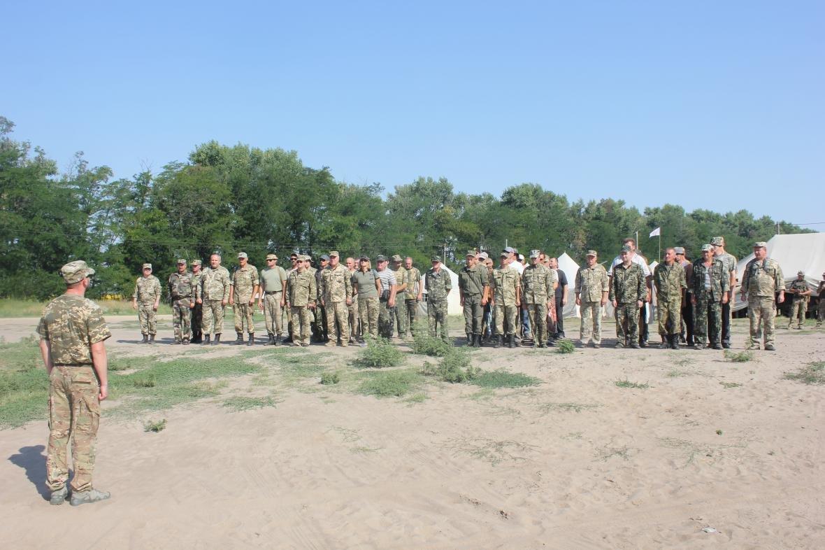 Херсонщина передова в проведенні навчань з територіальної оборони, фото-1