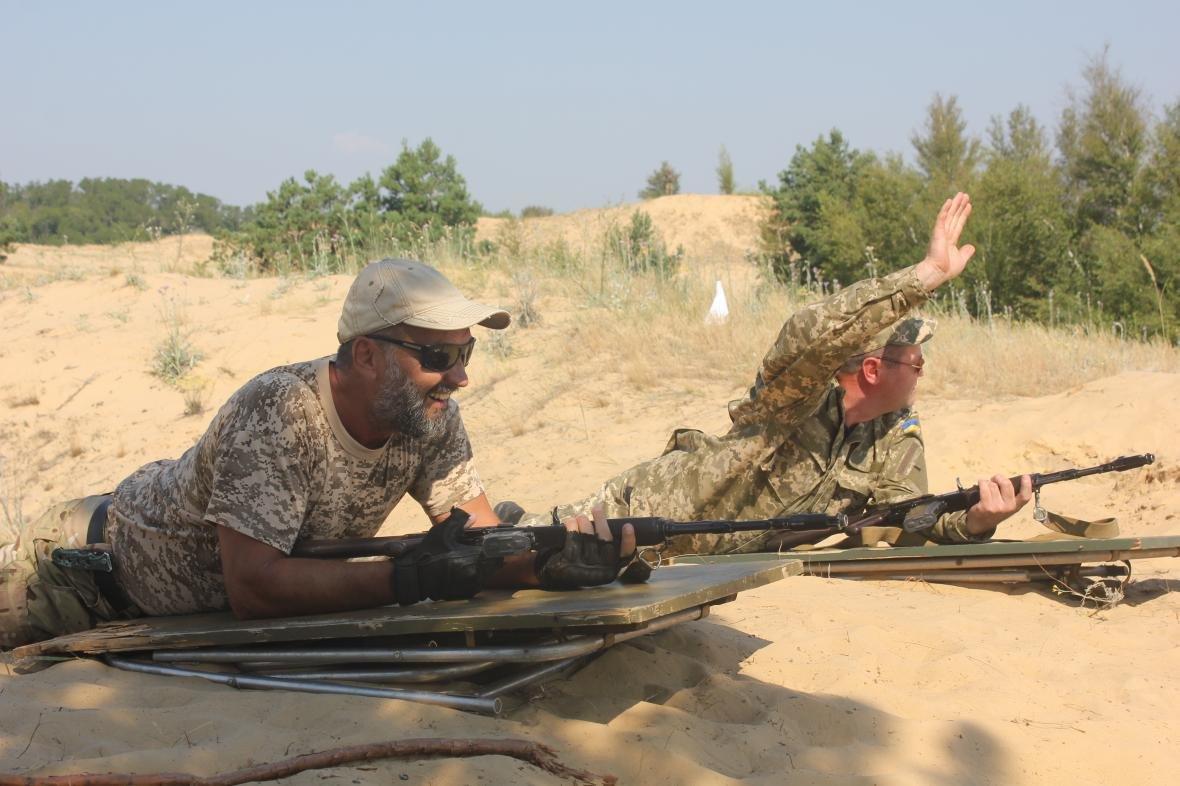Херсонщина передова в проведенні навчань з територіальної оборони, фото-2