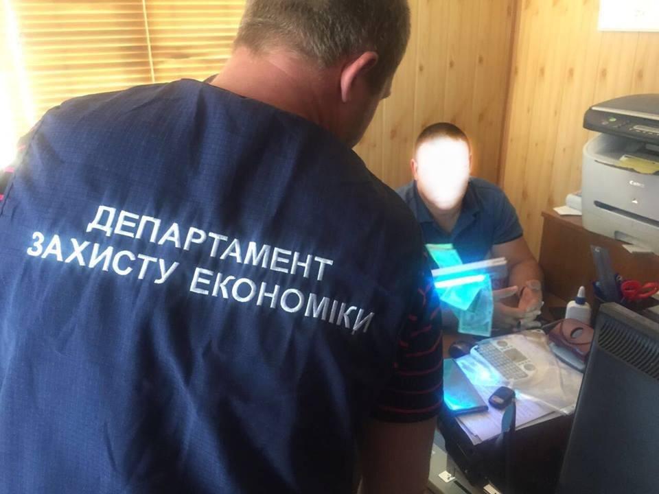 На Херсонщине разоблачили очередных взяточников , фото-1