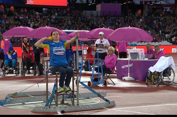 Херсонка здобула срібну медаль на параатлетичному Чемпіонаті світу, фото-1