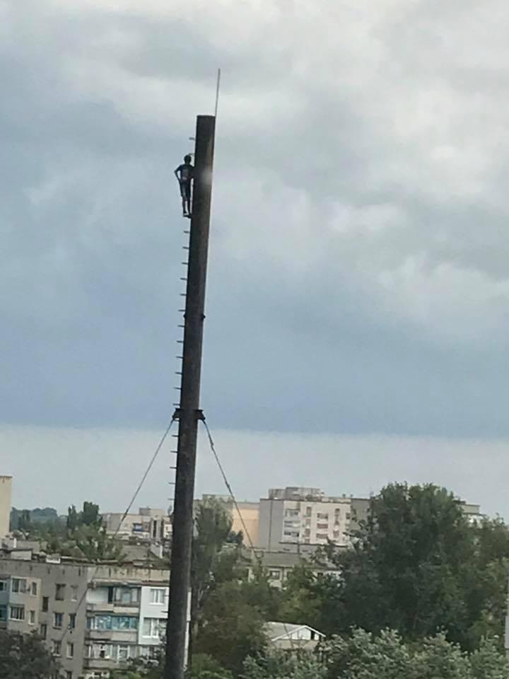 На Херсонщине подросток рисковал жизнью ради сэлфи, фото-2