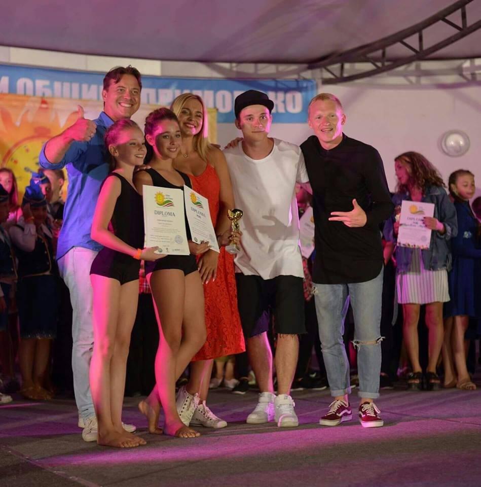 Юні херсонські артистки здобули нагороди у Болгарії, фото-2