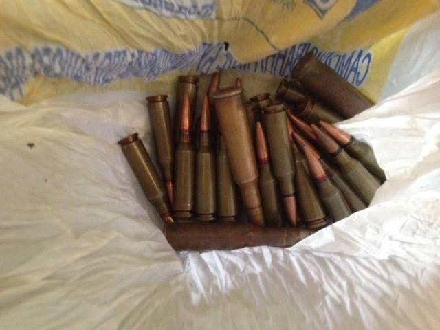 Поліція вилучила патрони у жителя Великоолександрівського району (ФОТО), фото-2