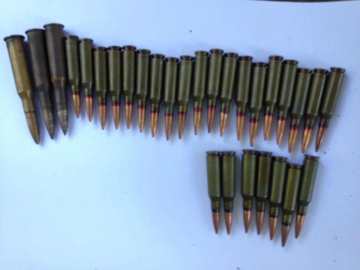 Поліція вилучила патрони у жителя Великоолександрівського району (ФОТО), фото-1