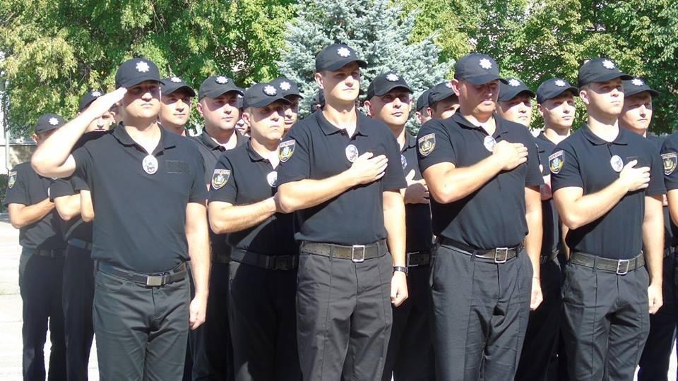 У Херсоні 27 слідчих склали Присягу поліцейського на вірність Українському народові, фото-2