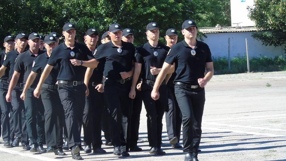 У Херсоні 27 слідчих склали Присягу поліцейського на вірність Українському народові, фото-4