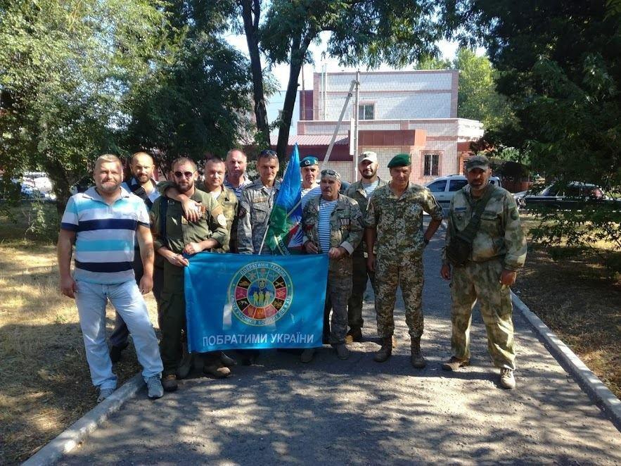 На Херсонщине открыли памятник ветеранам Афганистана, фото-3