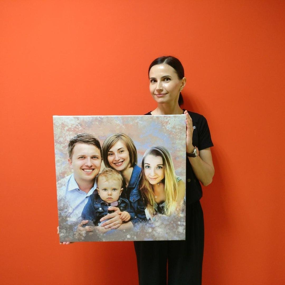 Поп-арт портрет - подарок года. Портрет на заказ в Украине, фото-2