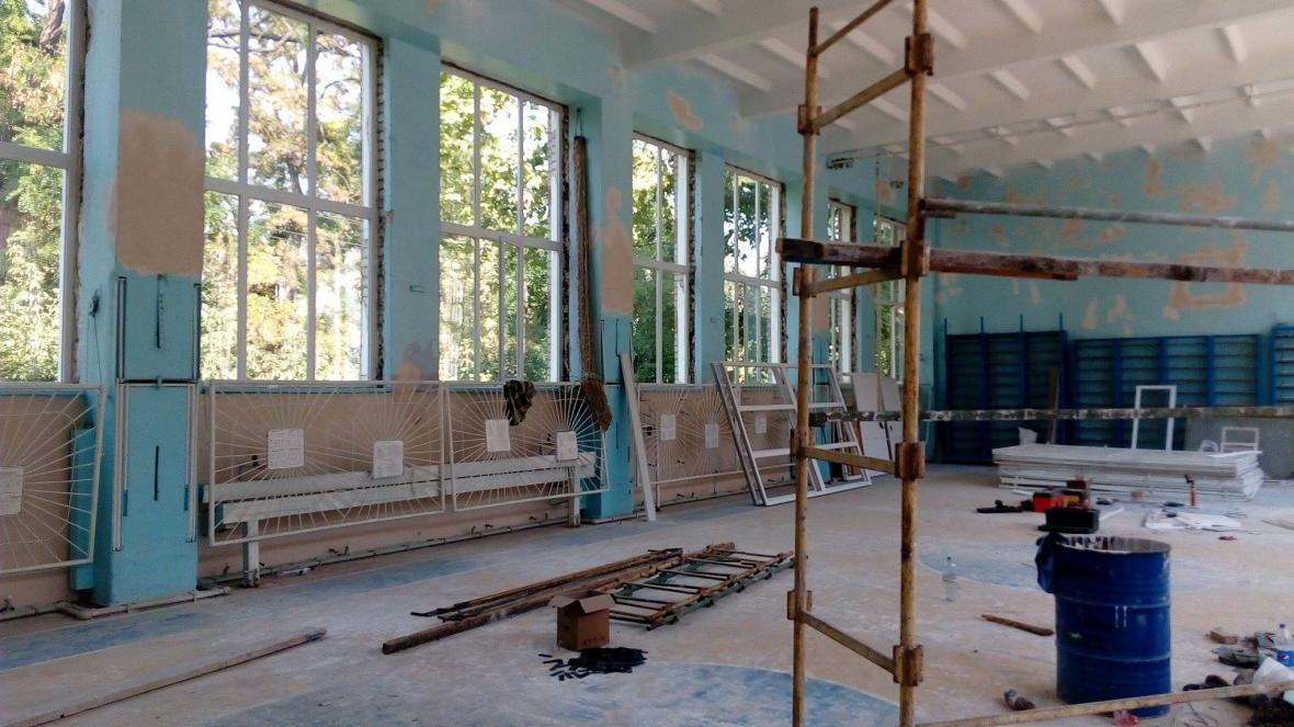 На Херсонщине продолжается подготовка учебных заведений, фото-1