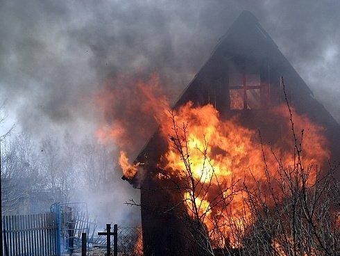 На Херсонщині під час ліквідації пожежі було виявлено тіло чоловіка, фото-1