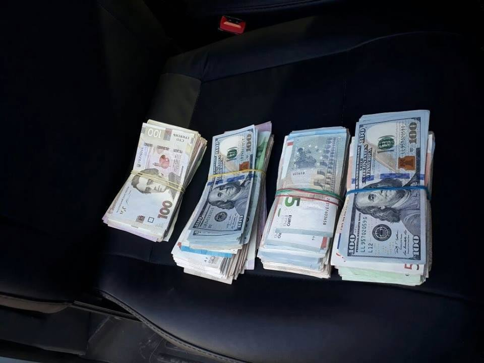 """В Херсонской области неизвестные пытали """"валютчика"""", фото-1"""