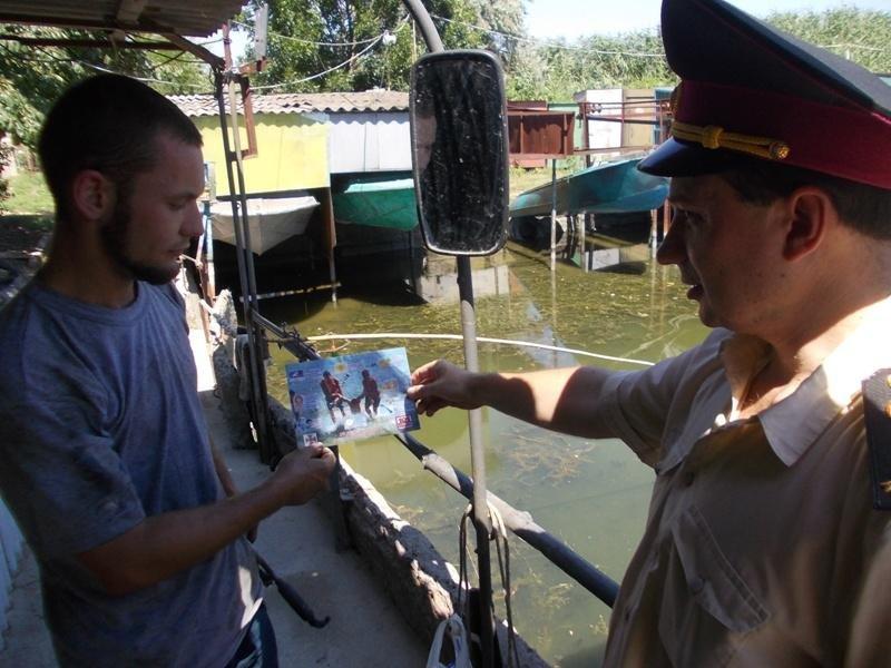Херсонські рятувальники нагадують відпочивальникам про безпеку на воді, фото-1