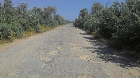 Состояние дорог Херсонщины возмущает автомобилистов, фото-2