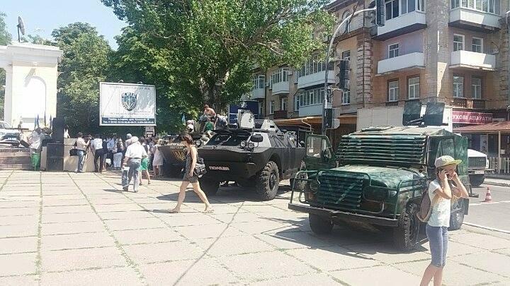 У Херсоні відбулися урочистості з нагоди Дня Національної поліції України, фото-3