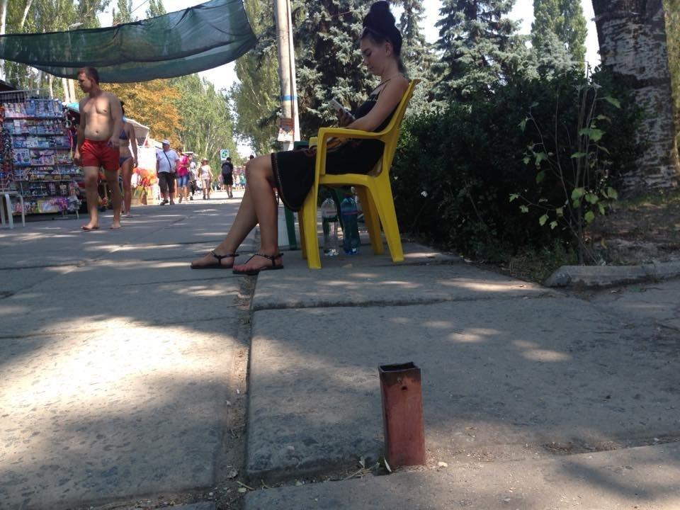 Отдыхающие жалуются на опасности на Херсонщине, фото-2