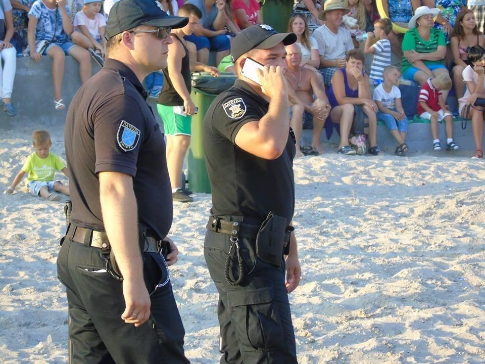 Під час проведення фестивалю «Чорноморські ігри» грубих порушень публічного порядку не допущено, фото-2