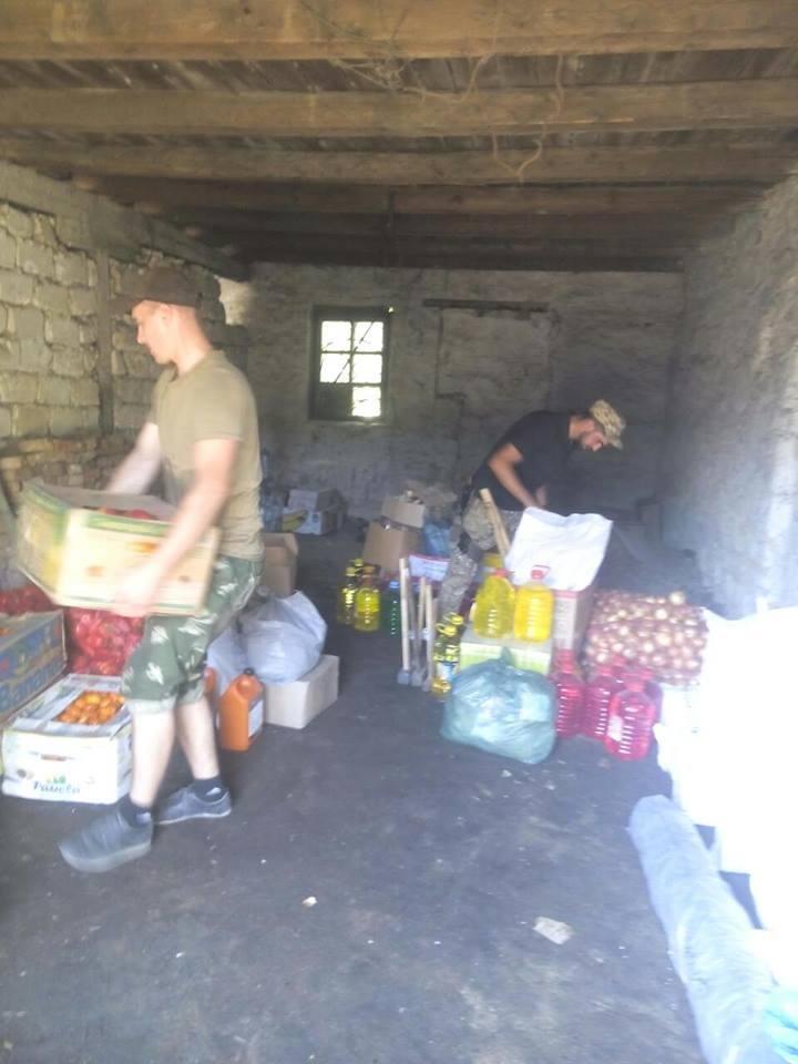 Херсонские волонтеры доставили помощь в АТО, фото-2