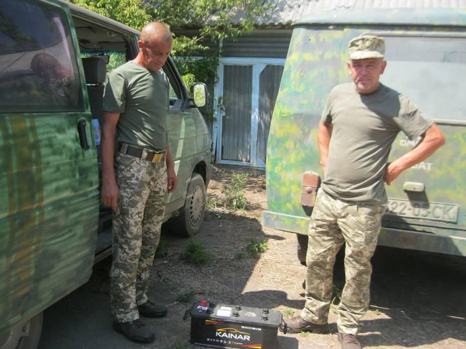 Херсонские волонтеры доставили помощь в АТО, фото-3