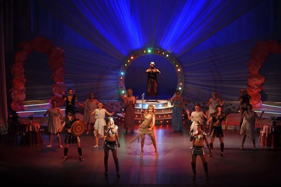 Херсонский театр готовится к гастролям, фото-1