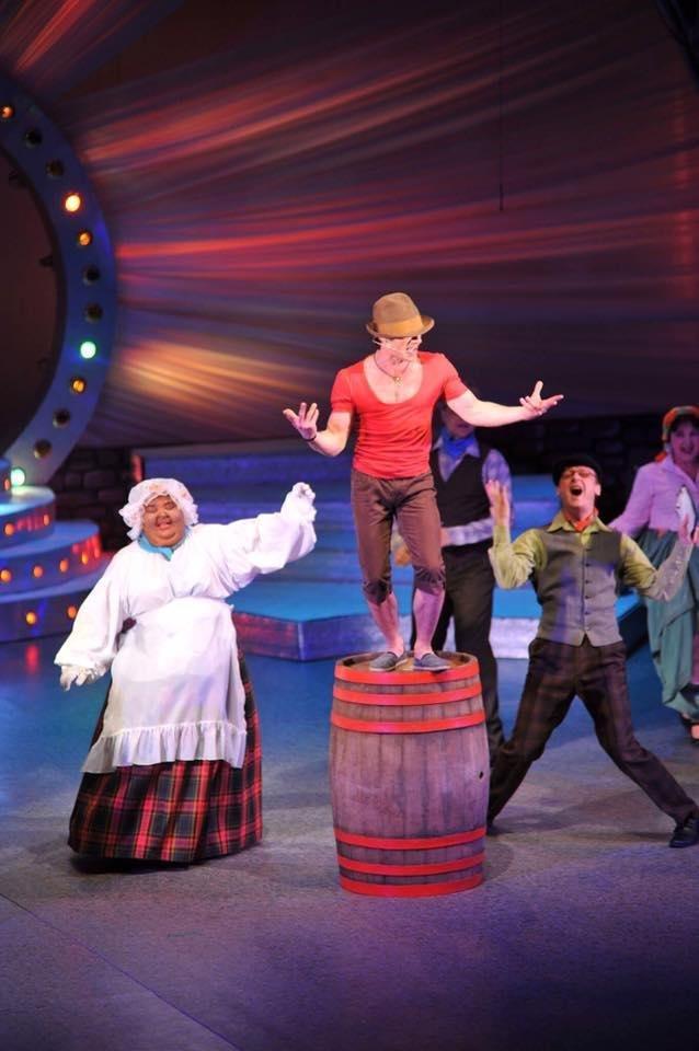 Херсонский театр готовится к гастролям, фото-3
