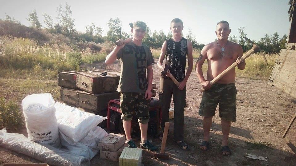 Херсонские волонтеры доставили помощь в АТО, фото-5