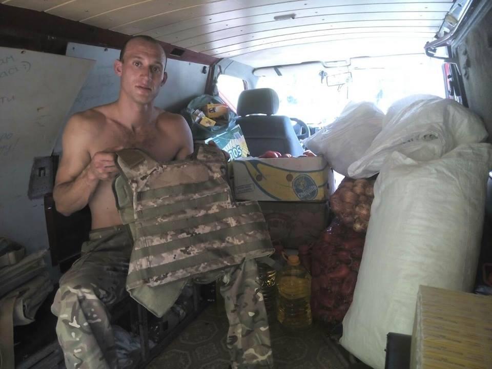 Херсонские волонтеры доставили помощь в АТО, фото-6